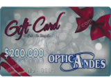 Bono de regalo de $200,000